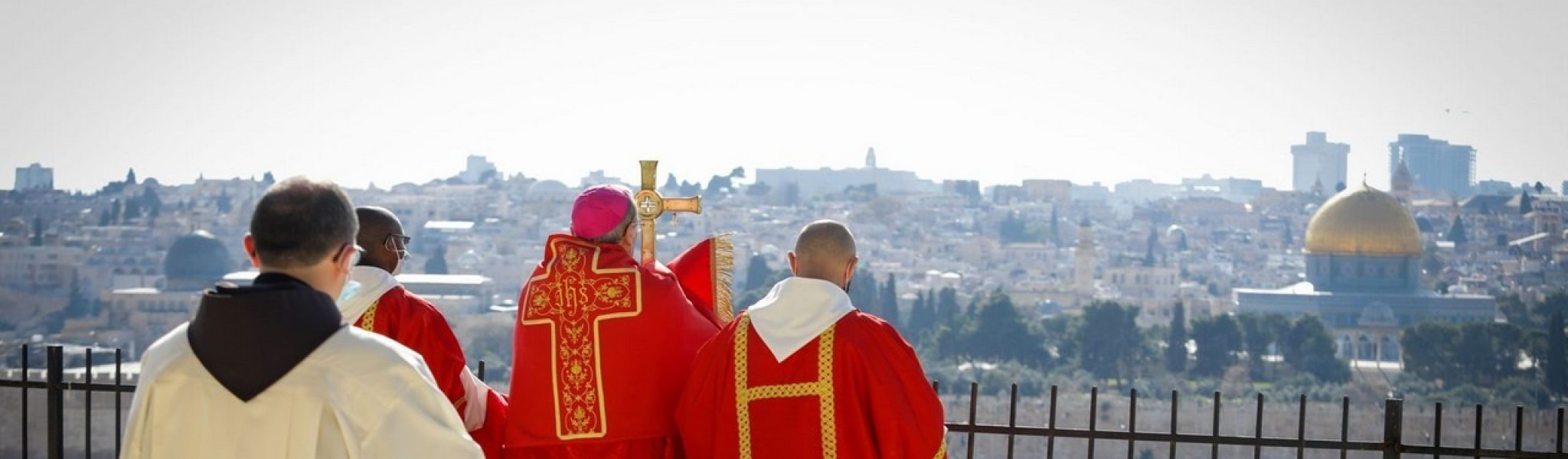 """""""The Patriarch is the pastor of the Church of the Holy Land, of which the Custody is an important and constitutive part."""""""